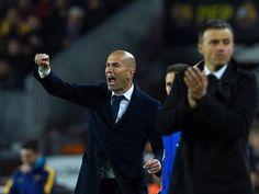 Zidane emerges from Cruyff-tinged Clasico the winner - The Express Tribune