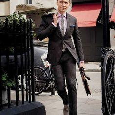Reposting @gentlemenethos: Man in action. Credit: @gq • • • • • #gq #dapper #menswear #sartorial #modeling #mensstyle #menwithclass #bespoke #menwithstyle #gentleman #stylish #suitandtie #suit #gqstyle #menstyle #mensfashionreview #tailored #mensfashionpost #shoes #suits #sprezzatura #gqinsider #suitup #gentlemen #styleformen #ootdmen #gqstylehunt #fitnessmodel #malemodel #models