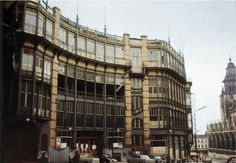 Victor Horta's Maison du Peuple provides the inspiration for the Horta Grand Café and Art Nouveau Salon in Antwerp