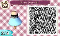 Animal Crossing QR Codes ❤