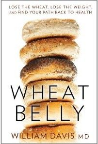 Wheat Belly. READ IT.  It's not *just* about weight loss. Hormone production, skin issues, digestive issues, brain fog, energy, sleep....