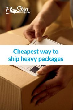 Are you looking for the cheapest shipping for heavy packages? You are at the right place; FlagShip has built a discount shipping solution on helping small to medium sized businesses get the best shipping rates possible for any size package. Packaging, Canada, Medium, Wrapping, Medium Long Hairstyles