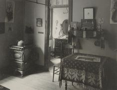 Interiors 1920 New York City Apartment   ... New York City: Interior of Apartments. Improved Tenements at 34 East
