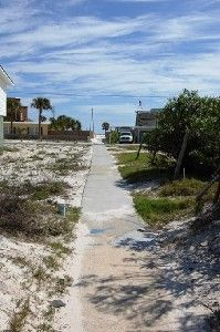 Pet friendly beach rental