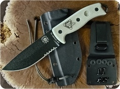 ESEE 5 Bad Ass Knife! $150