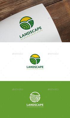 66 Ideas For Landscape Design Logo Simple Corporate Design, Landscaping Logo, Leaf Logo, Photography Logos, Travel Photography, School Logo, Logo Food, Creative Logo, Logo Design Inspiration