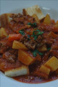 Waldorf Astoria Beef Stew Recipe
