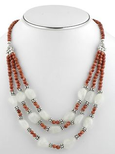 fashion jewelry distributors - ideas for jewelery trends in categories down right side of page Wire Jewelry, Jewelry Crafts, Beaded Jewelry, Jewelery, Jewelry Necklaces, Beaded Bracelets, Silver Jewelry, Jewellery Box, Jewelry Ideas