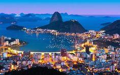 Rio de Janeiro: tutti i colori a portata di mano In nessun'altra grande città del mondo la spiaggia ha un'importanza così cruciale come a Rio; alle sue due spiagge più note sono persino state dedicate delle canzoni. La differenza tra Copacabana e I #viaggi #relax #estate