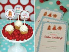 cookie-exchange free printables. maybe all voting done on one card for next year??