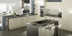 Kitchen idea for the week - http://www.ebstonekitchens.co.uk/about-us