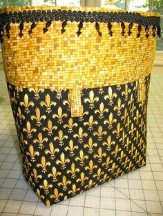 Talin's Corner: Ilia Bag Tutorial