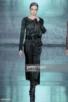 Nicole Miller - Runway RTW - Fall 2015 - New York Fashion Week