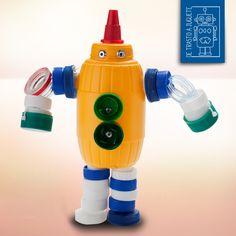 El Robotteitor de FCC. Yo ya he pedido mi Robotteitor hecho con materiales reciclados de FCC, y se lo voy a regalar a alguien muy especial estas Navidades. Pide tu juguete antes de que se acaben, hay 10 para elegir.