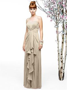 A couple of hundred dresses in this color  http://www.dessy.com/dresses/bridesmaid/lr203/#.U2phrfldWSp  Lela Rose Style LR203: The Dessy Group