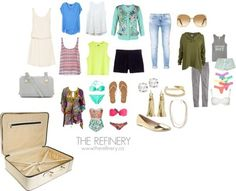 Travel light this summer with his minimalist packing list. Pack for a weekend vacation in 10 minutes or less.   THE REFINERY
