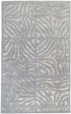Surya Modern Classics SlateGray Blue 8x11 Contemporary Area Rug -- For more information, visit image link. (Amazon affiliate link)
