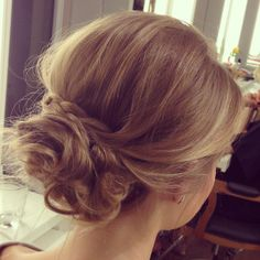 up do braid ♥ Lo's wedding