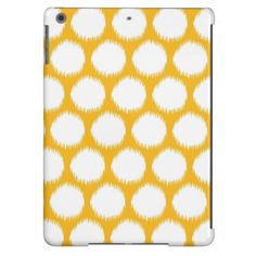 Ikat Design #2 @ Emporio Moffa iPad Air Covers