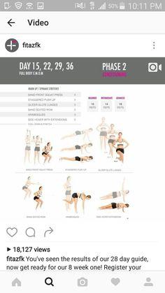 Kayla Workout, Squat Press, Bikini Bod, Kayla Itsines, Skinny Girls, 30 Day Challenge, Bbg, Transformation Body, Diet Plans