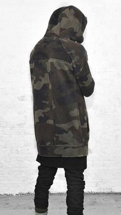 fashion # fashion for men # mode homme # men's wear Camouflage Fashion, Camo Fashion, Military Fashion, Fashion Fashion, Military Men, Military Style, Army Clothes, Woodland Camo, Camo Jacket