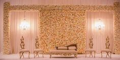 stage backdrop, flower wall, engagement decor, stage decor, flower wall stage decor, engagement decor ideas