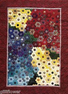 MY FLOWER GARDEN BLOCK VINTAGE QUILT PATTERN | eBay