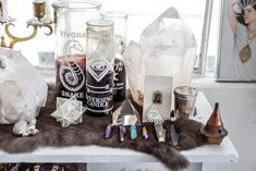 House-Witchery: 13 Easy Ways To Infuse Your Home With Magic //  // #altar #crystal #witch