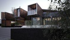 Container house design - Architecture contest