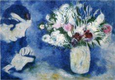 Bella in Mourillon - Marc Chagall, 1926
