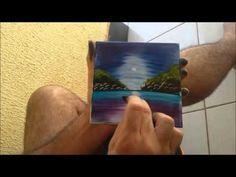 pintura,com as mãos Regis de castro,Dedos Lúdicos Artesanatos,painting, ...