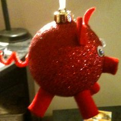 Razorback ornament...