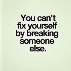 Dont put other people down just to make yourself feel look better yup fandeluxe Images