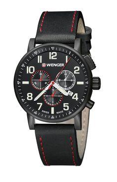 Reloj Wenger para Hombre 01.0343.104: Amazon.es: Relojes