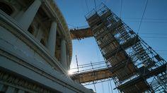 La obra de restauración llevó casi 3 años y costó 60 millones de dólares