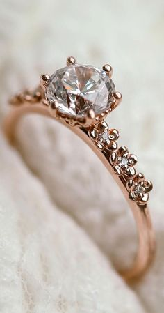 Most Beautiful Engagement Rings, Perfect Engagement Ring, Diamond Engagement Rings, Fine Jewelry, Jewellery, Jewelry Accessories, Wedding Rings, Bling, Wedding Scrapbook
