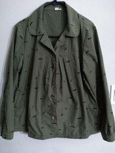 Womens Blazer Ladies Military Button Collared Open Long Sleeve Waistcoat Jacket