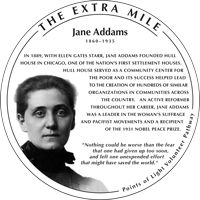 Secular Perspectives: Going the Extra Mile to Visit Jane Addams