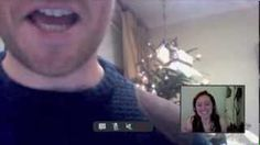 Skyping Home For Christmas Irish Girls, Christmas Home, Youtubers, Collaboration, Videos, Video Clip