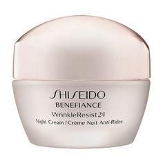 Shiseido - Benefiance WrinkleResist24 Night Cream  #sephora