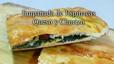 Chorizo, Spanakopita, Queso, Sandwiches, Ethnic Recipes, Food, Youtube, Puff Pastry Recipes, Puff Pastries