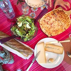Family lunch Alsace-style #alsacetourisme #france #thefidgetyfoodie