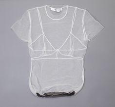 transparent shirt