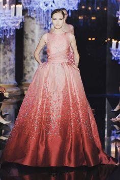 www.thisisglamorous.com   Runway : Elie Saab Haute Couture Fall 2014