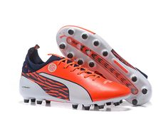 Puma evoTOUCH Pro AG Derby Fever Pack Cazorla Soccer Cleats