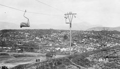 A cable car used for carrying supplies the Macedonian Front, February German Army, Any Images, Wwi, First World, Wind Turbine, World War, Campaign, Museum, Cable