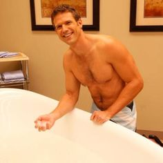 Dr. Travis Stork.....I need him to take my temperature.....