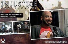 GONG [INJUSTICE] - Rencontre avec Hector Sanchez, producteur ! http://gong.fr