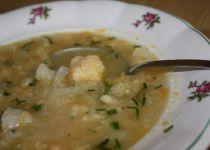 Zeleninová polévka Cheeseburger Chowder, Soup, Soups