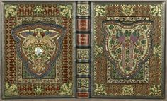 MOORE, Thomas. Lalla Rookh: An Oriental Romance. London: Printed for Longman, Hurst, Rees, Orme, and Brown, 1817). Jeweled binding by Sangorski & Sutcliffe.